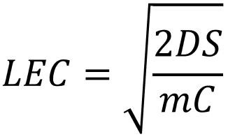 Lote Econômico de Compras - Fórmula